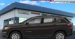 2021 Jeep Compass 80th Anniversary <i>– Leather Seats</i>