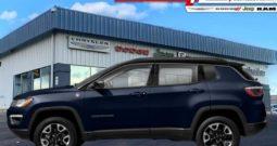 2021 Jeep Compass Trailhawk <i>–  Skid Plates –  Tow Hooks</i>