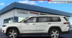 2021 Jeep Grand Cherokee L Overland <i></i>