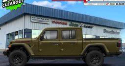 2021 Jeep Gladiator Mojave <i>– Navigation –  Uconnect</i>